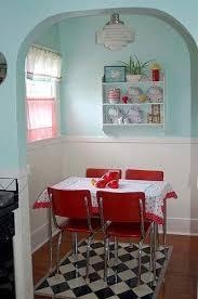 Kitchen Idea Best 20 50s Style Kitchens Ideas On Pinterest 50s Decor 50s