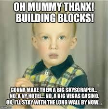 Big Baby Meme - baby trump cristmas imgflip