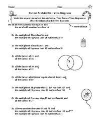 factors and multiples worksheets u0026 math worksheets math worksheets