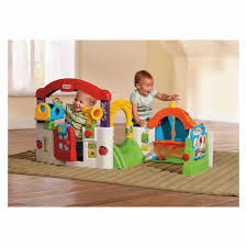 Little Tikes Toy Chest The Little Tikes Activity Garden Has A Variety Of Baby Toys And