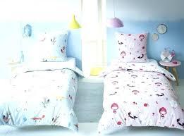 chambre bébé carrefour linge de lit fille bebe carrefour parure enfant en coton tex with