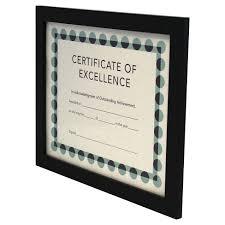 graduation frames with tassel holder 8 5 x11 document frame room essentials target