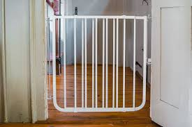 Baby Gate For Stairs With Banister And Wall The Best Baby Gate Wirecutter Reviews A New York Times Company