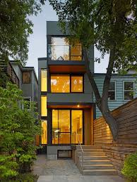 modern narrow house 1 narrow house terrace house project pinterest narrow house