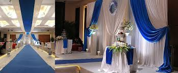 wedding backdrop blue backdrop wedding picture more detailed picture about free