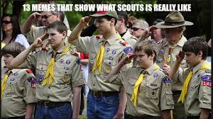 Boy Scout Memes - 12 funny memes that show what scouts is really like lds s m i l e