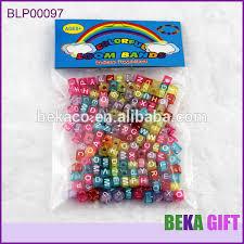 bead bracelet kit images Popular kids diy beads kit lovely plastic acrylic cartoon beads jpg
