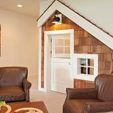 under basement stairs closet design ideas