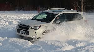 subaru snow wallpaper 2017 subaru forester 2 0xt test drive review