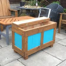 Patio Furniture Made From Pallets by Pallet Tv Stand Or Console Table Storage