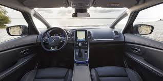 renault espace interior renault grand scenic review carwow