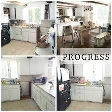 rustic farmhouse kitchen makeover hometalk