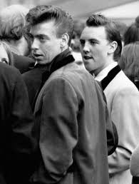 teddy boy hairstyle ideas about teddy boy hairstyle shoulder length hairstyles