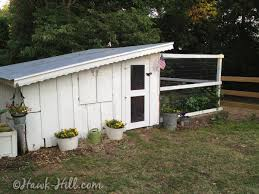slant roof hawk hill s restored 1920 s chicken coop hawk hill