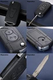 nissan almera key fob battery visit to buy mgoodoo 2 button flip folding remote key fob shell