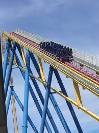 Nitro Six Flags Six Flags Great Adventure 4 10 17 Theme Park Trip Reports