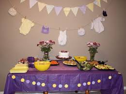 purple baby shower ideas purple and yellow baby shower ideas purple and yellow ba shower ba