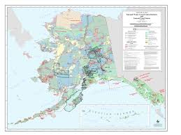 Alaska State Map by Alaska And Canada Port Of Call Destination Maps
