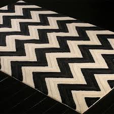 black and white chevron rug photo 1 beautiful pictures of