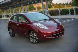 cheap nissan cars cheap gas is driving down electric car residual values