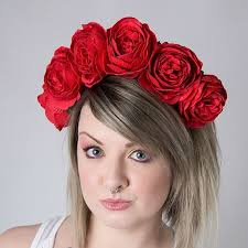 floral headbands 16 best new floral headbands and fascinators ss16 images on