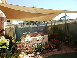 shade sails waterproof shade sail ideas for a better home