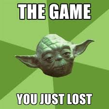 Meme The Game - the game you just lost create meme
