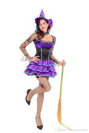 beautiful purple fairy tale princess dress halloween party forest
