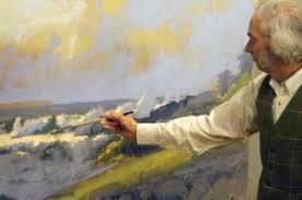 how to paint landscapes seascapes oil painting landscape tutorial