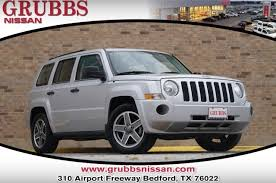 2008 jeep patriot gas mileage 50 best 2008 jeep patriot for sale savings from 2 769