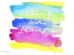 colorful rainbow watercolor desktop background design milk