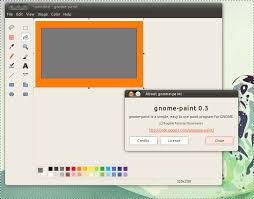gnome paint is microsoft paint clone for linux omg ubuntu