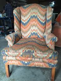 Upholstered Loveseat Chairs Cost To Re Upholster A Wing Chair