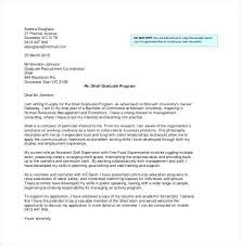 college graduate cover letter samples great examples of entry