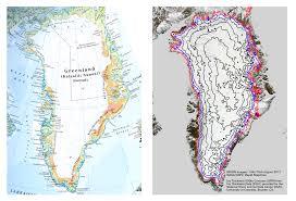 Greenland Map Scott Polar Research Institute Cambridge Press Releases