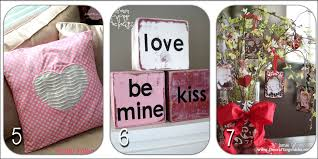 home decoration craft ideas on 2100x1050 valentine u0027s home decor