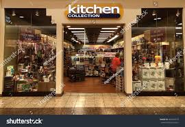 kitchen collection store locations river fallswisconsinjuly 132016 kitchen collection sign stock photo