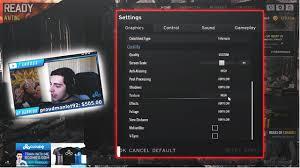 pubg settings shroud shows his new pubg settings pubg highlights 5 youtube