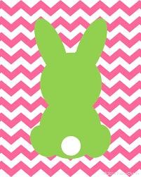 free bunny printable easter art fun and colorful printable for