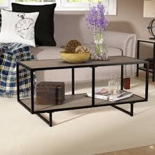 Coffee Tables With Shelves Laurel Foundry Modern Farmhouse Zenaida Coffee Table Reviews