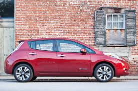 tomica nissan leaf 10 electric vehicles with the lowest epa range motor trend