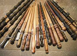 wand designs olive elm woodturning wizard wands