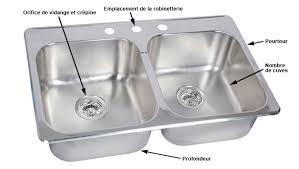 l evier de cuisine les éviers de cuisine guides d achat rona