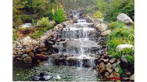 Small Backyard Ponds And Waterfalls by Small Garden Ponds And Waterfalls Ideas Youtube