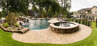 Pictures Of Inground Pools by Inground Pools Rivervale Nj By Pools By Design New Jersey Custom