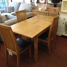 Extendable Dining Table And 4 Chairs Home Design Luxury Oak Dining Table 4 Chairs Furniture Square