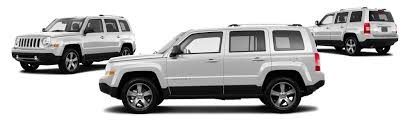 white jeep 2016 2016 jeep patriot high altitude 4dr suv research groovecar