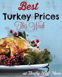 Thanksgiving Meal Deals Best Turkey Prices This Week 50 Off Coupon For Target U0026 More
