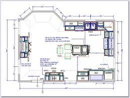 big kitchen floor plans large kitchen designs modern hd