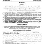 Firefighter Resume Templates 1000 Ideas About Firefighter Resume On Pinterest Police Officer